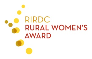 RIRDC Rural Women's Award